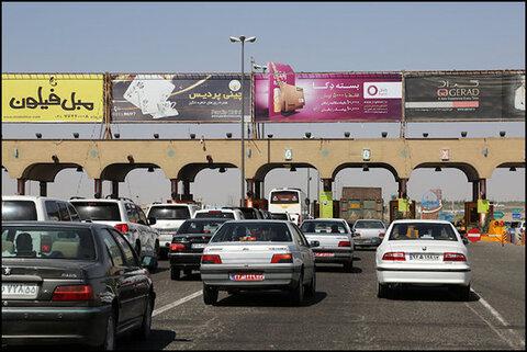 بازگرداندن ۴ هزار خودروی غیربومی از ورودیهای استان/جریمه یک میلیونی ۳۹۶ خودروی متخلف