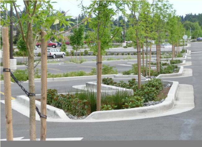 جداسازی آب شرب از آب فضای سبز شهر حمیدیا