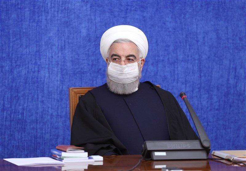روحانی: جهتگیری اقتصاد کشور در مسیر مانعزدایی و پشتیبانی از تولید است