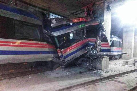 جزئیات حادثه امروز در مترو تبریز