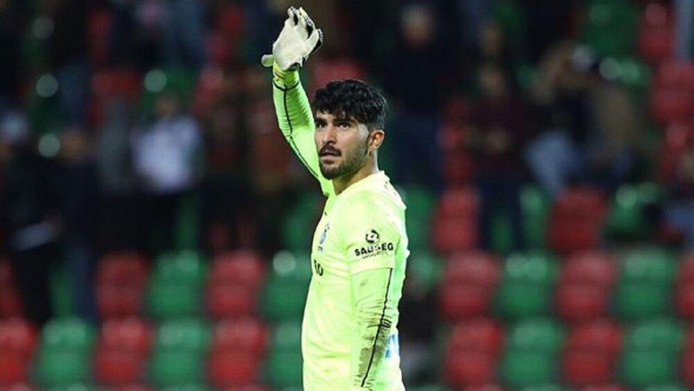 امیر عابدزاده همچنان درخشان در لیگ پرتغال