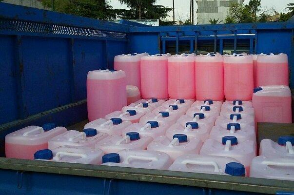 محلول ضدعفونی کننده جدید بر پایه آب و نانو تولید میشود