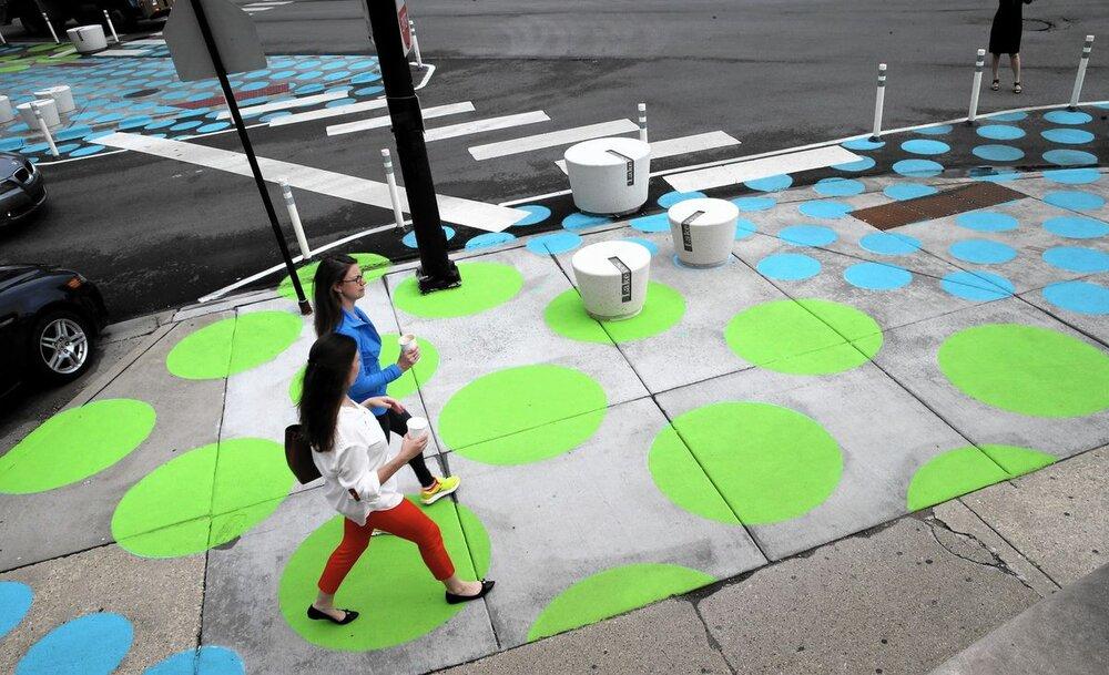 نقش مشارکت مردمی در شهرسازی تاکتیکی