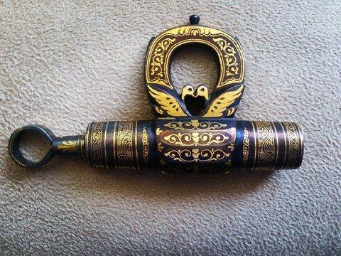 Iran's Locksmithing art