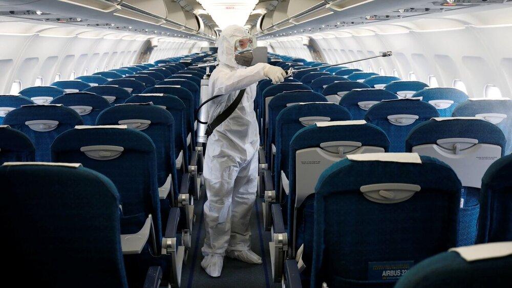 کرونا چه تاثیری بر صنعت هواپیمایی گذاشته است؟