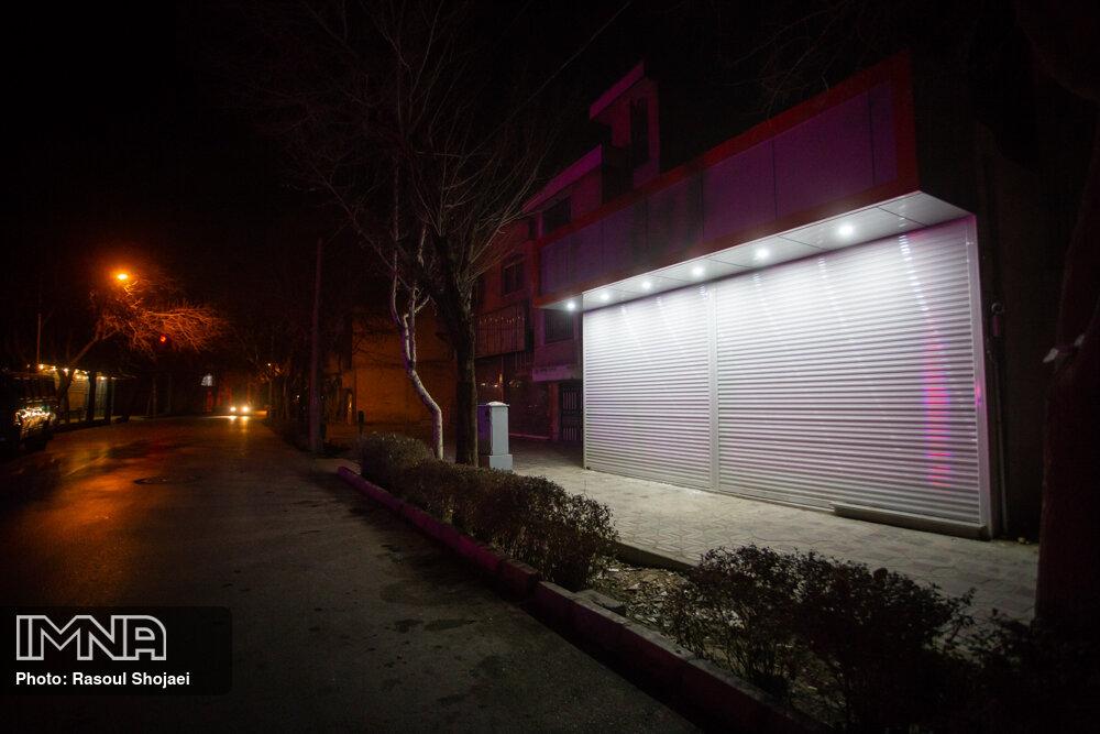 اقدامات شهرداری اصفهان برای کاهش مصرف انرژی برق