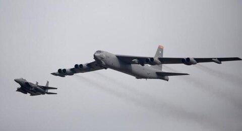 ارسال ۲ بمبافکن آمریکا به خلیج فارس