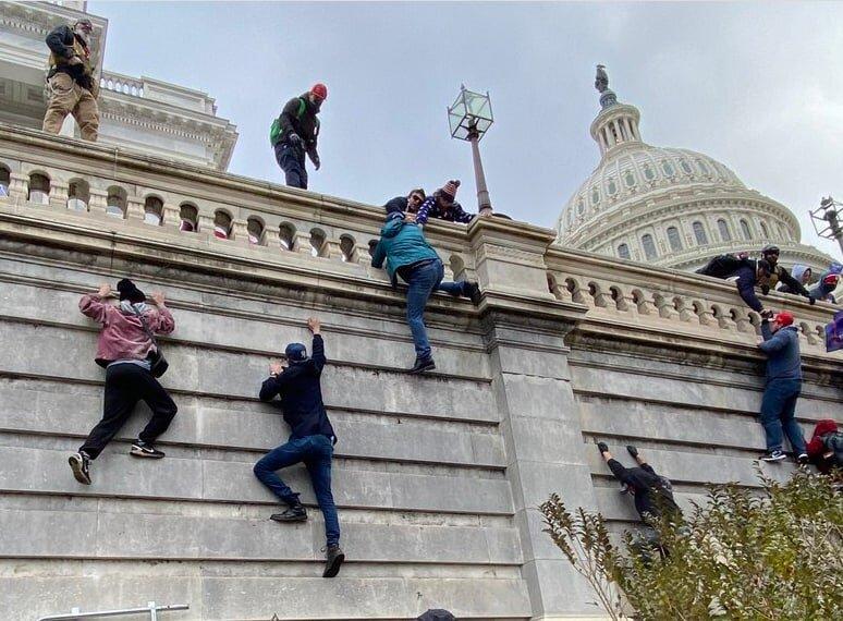 واکنشهای جهانی به شورش هواداران ترامپ در واشنگتن