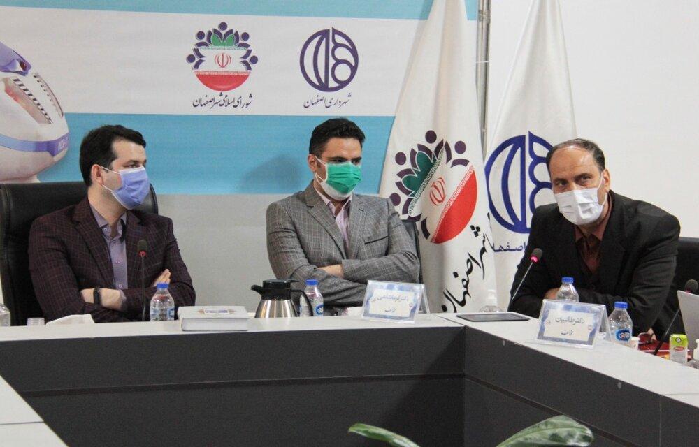 موافقان و مخالفان پروژه تراموا اصفهان پای میز مناظره آمدند