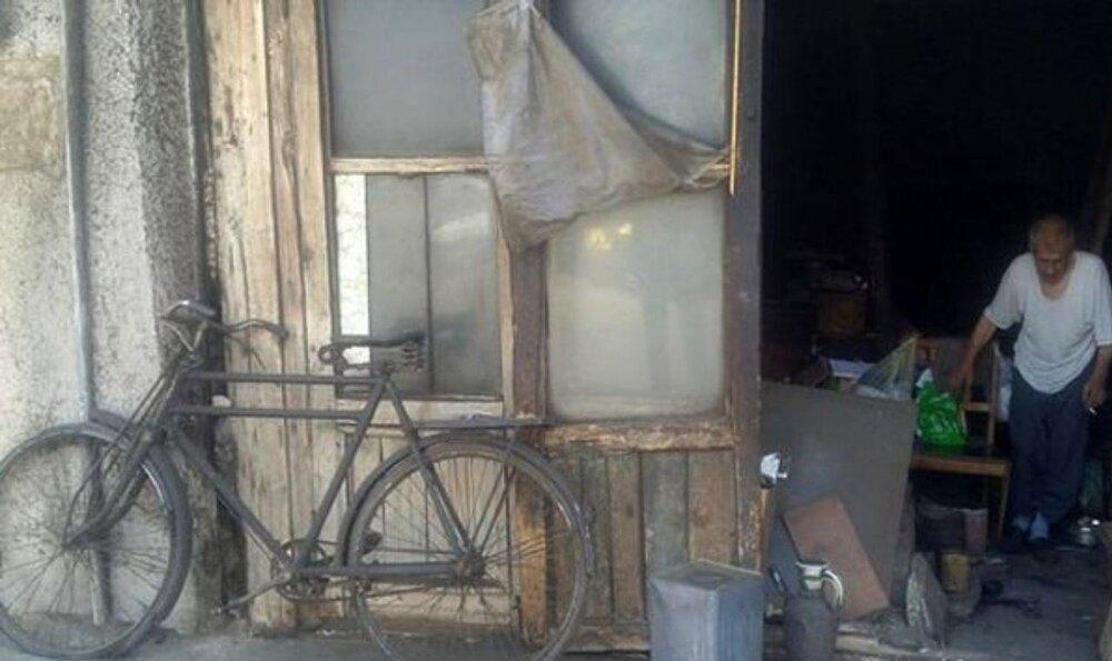 """""""دوچرخه حاج حسن"""" به سرقت نرفته است"""