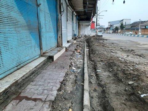 پیادهراهسازی، نخستین پروژه انسان محور شهری مازندران