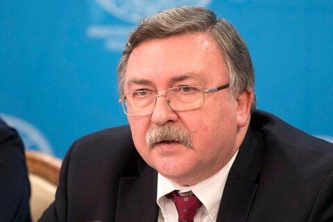 تاکید اولیانوف بر استفاده از دیپلماسی برای کاهش تنشها با ایران