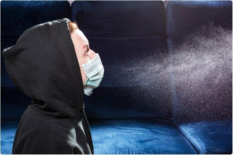 امکان انتقال هوابرد ویروس کرونا در محیطهای بسته چقدر است؟