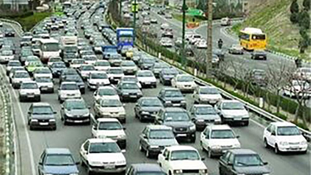 ورود به ۲۹ شهر نارنجی و قرمز برای پلاکهای غیربومی ممنوع است
