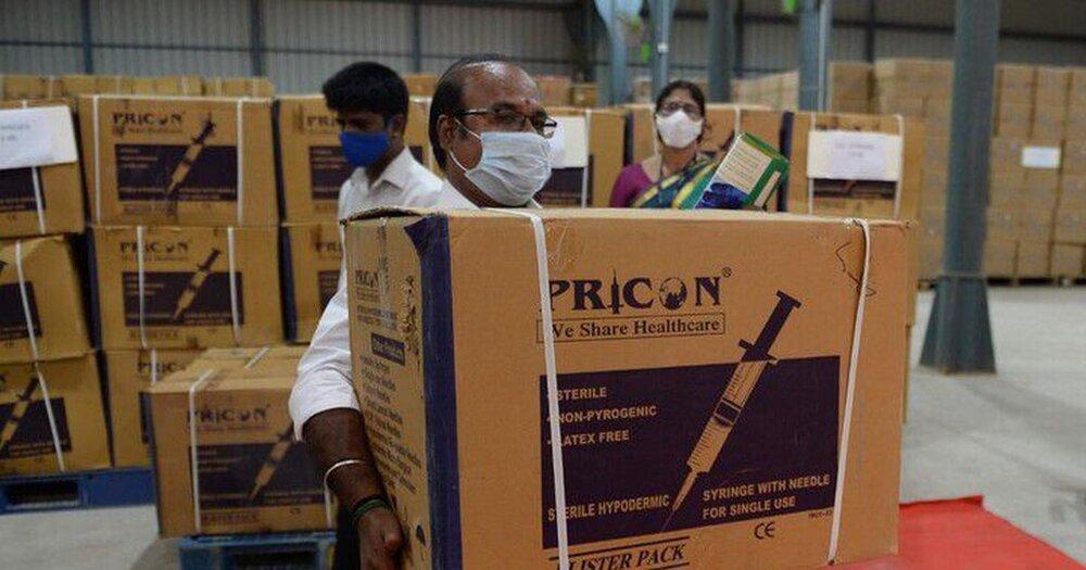 آغاز واکسیناسیون کرونا در هند از تاریخ ۱۶ ژانویه