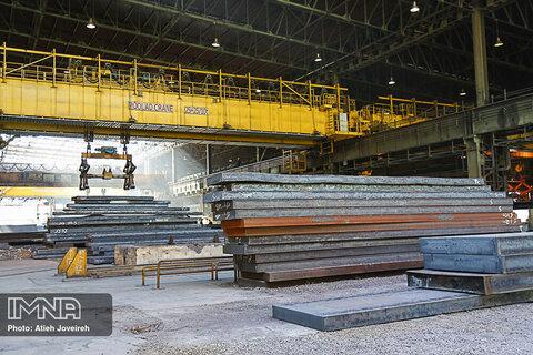 ناپدید شدن۳ میلیون تن فولاد اشتباه آماری است