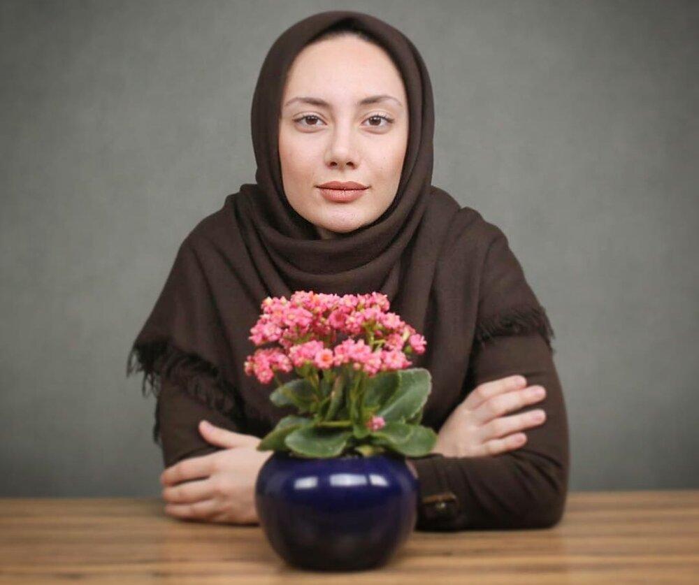 نیلوفر مولایی مجری صدا و سیما در ایران اینترنشنال + فیلم