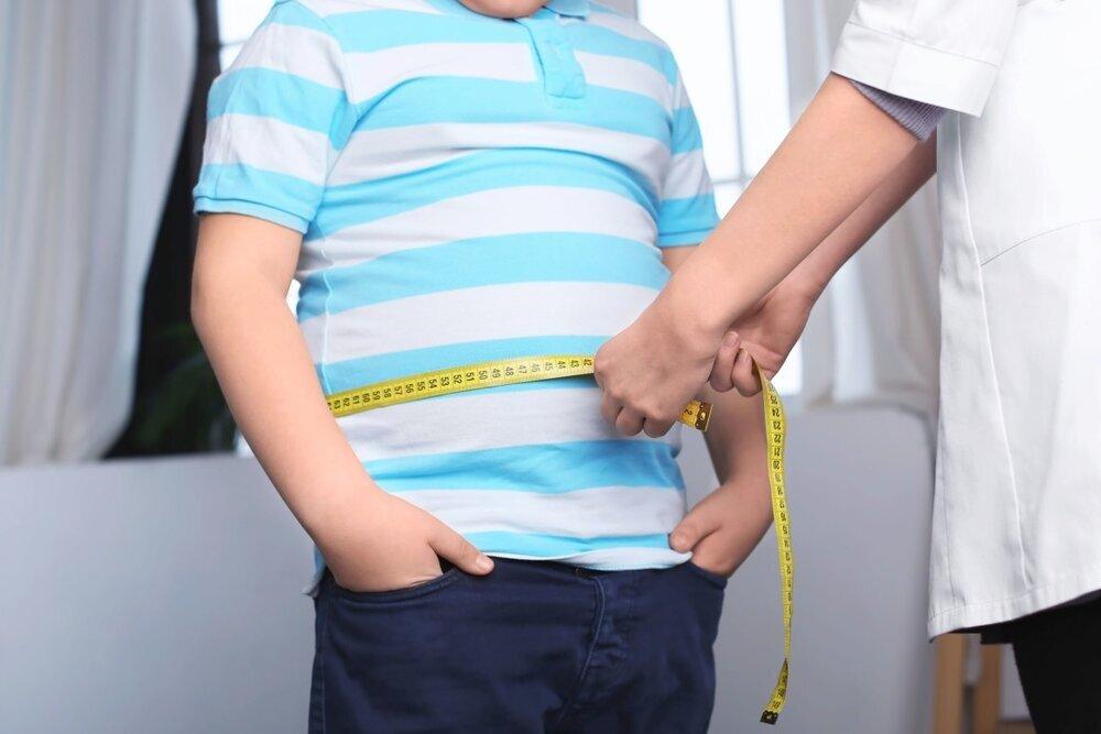 ۳۰.۱ درصد از دانشآموزان دارای اضافه وزن و چاقی هستند