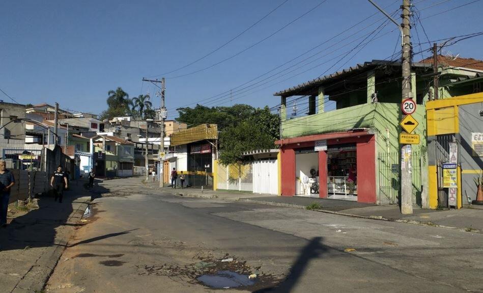برزیلیها در تلاش برای ایمنسازی خیابانها