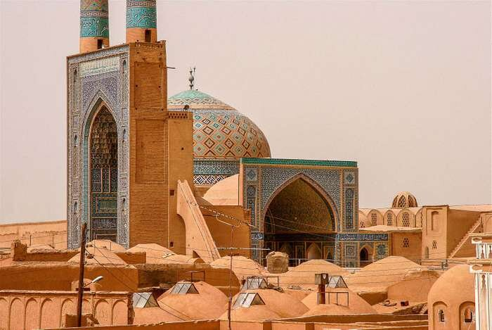 Iran's Yazd, Spain's Seville to get sister cities