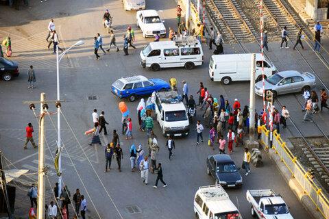 استمرار طرح بهبود وضعیت تقاطعهای اتیوپی در دوران کرونا