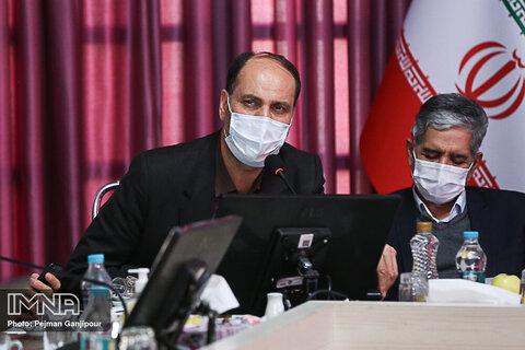 نشست هم اندیشی شهرداریهای اصفهان و خمینی شهر