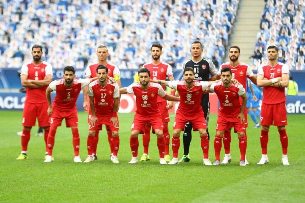 سه پرسپولیسی در جمع بهترین بازیکن لیگ قهرمانان آسیا