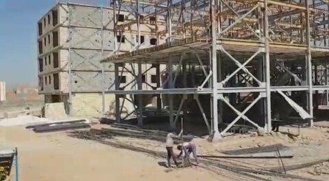 آغاز احداث ۴۰۵ واحد مسکونی در چابهار