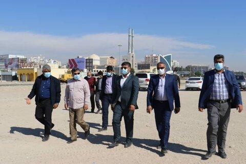 احداث بوستان ساحلی دفاع مقدس در بندرعباس/تالار بزرگ شهر احیا میشود
