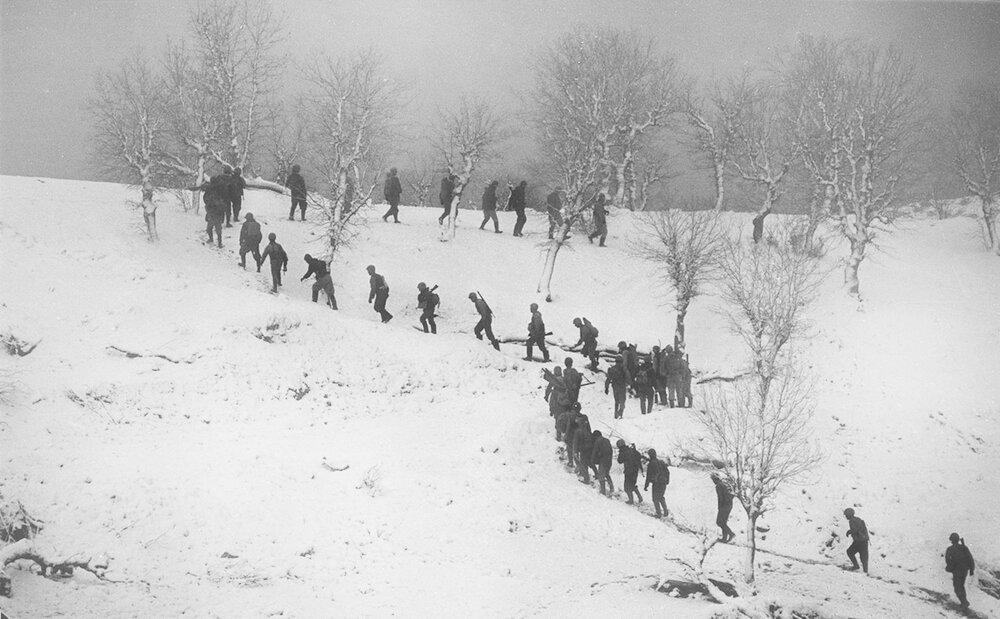 جنگ با سرما و صدام