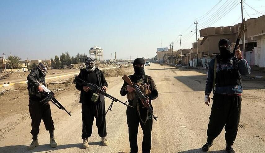 داعشی برجسته به دام افتاد