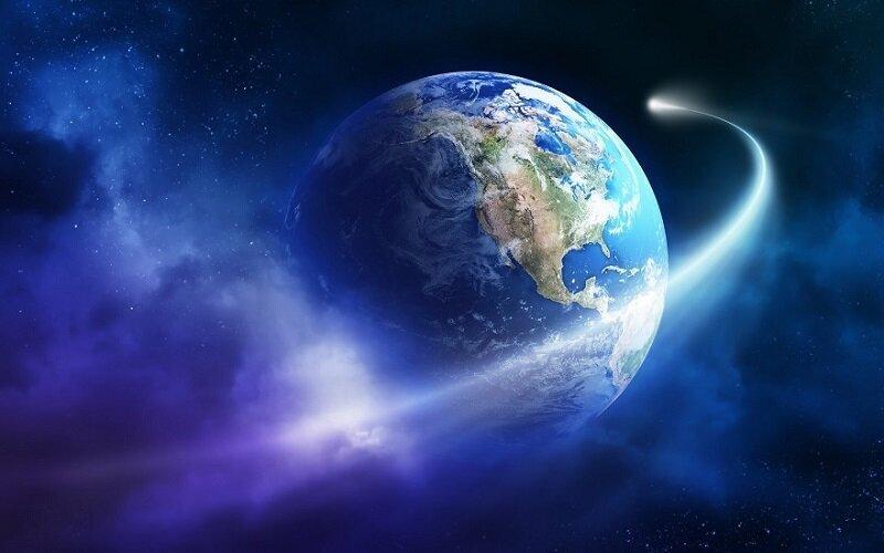 یک سیارک بیخطر از نزدیکی زمین عبور میکند