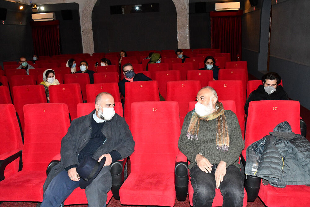 چندمین چنار در موزه سینمای ایران روی پرده رفت