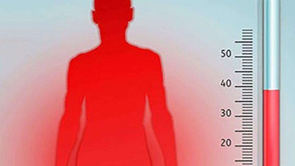 دمای طبیعی بدن چقدر است؟