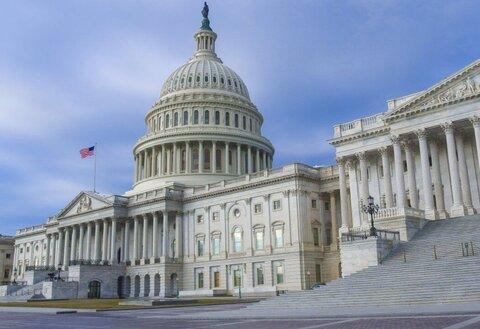 بردن سلاح به صحن کنگره آمریکا