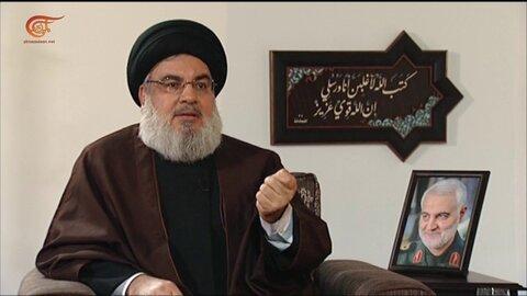حضور میدانی حاج قاسم در محور مقاومت زنده است/عمر رژیم صهیونیستی کوتاه است