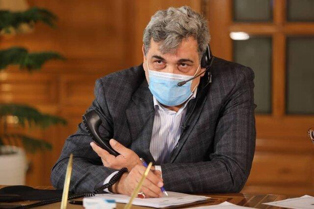 شهرداری تهران به تنهایی نمیتواند با آلودگی هوا مقابله کند