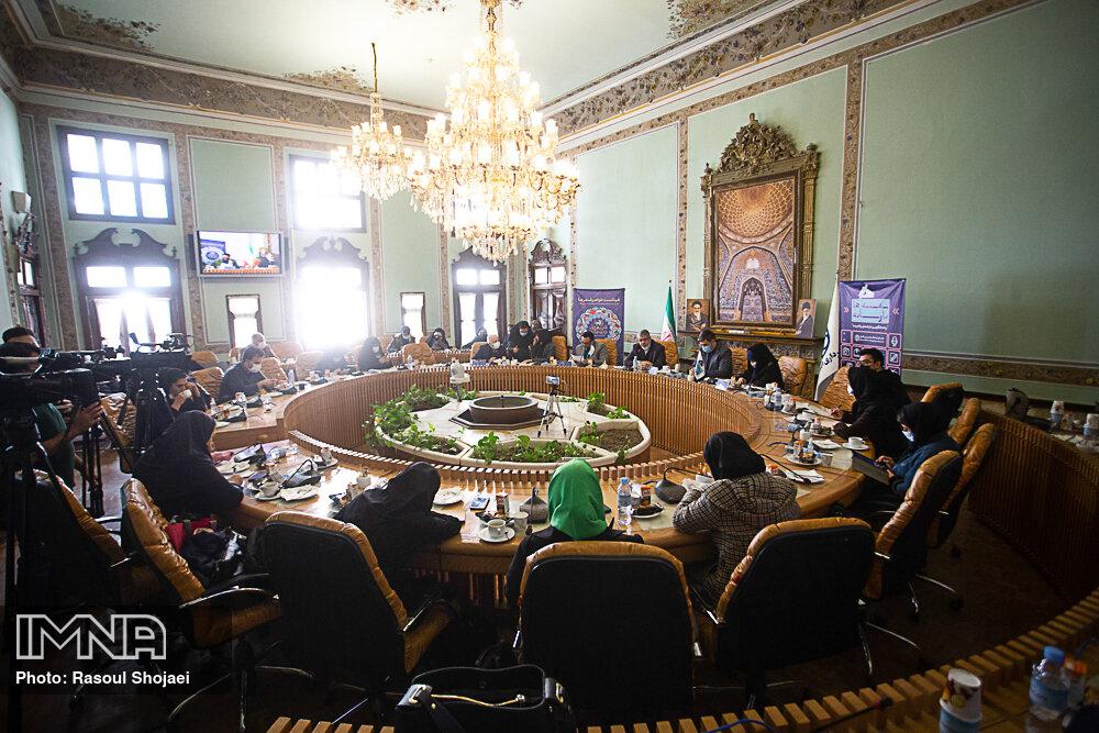 نشست خبری طرح «شهروند دیپلمات»