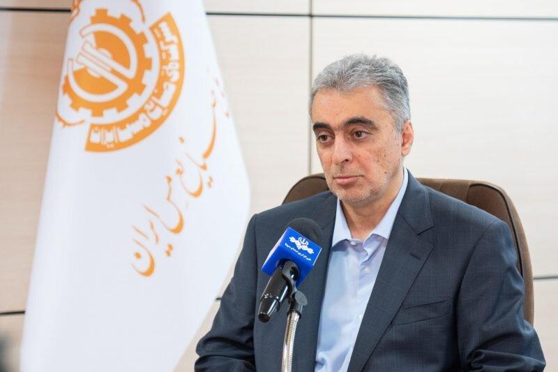 سعد محمدی معاون امور معادن و صنایع معدنیشد