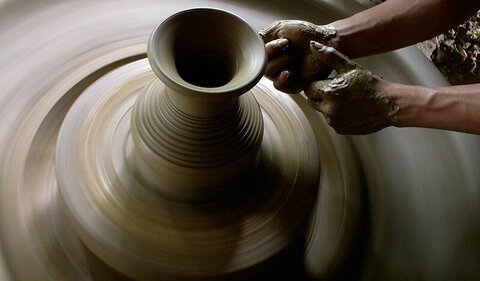 Capital of Middle-East Pottery