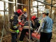 آتشنشانان کاشان در خردادماه جان ۸۰ شهروند را نجات دادند