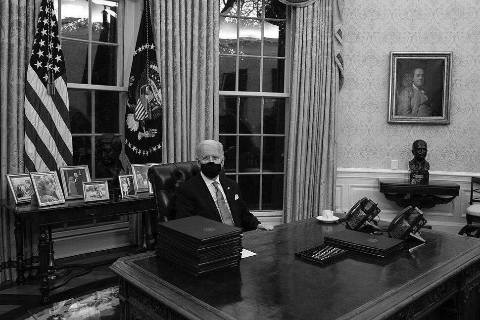 جو بایدن رسما رئیس جمهور آمریکا شد