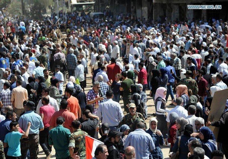 روسیه خواستار لغو تحریمهای اتحادیه اروپا علیه سوریه شد