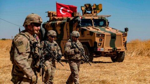 سه کشته و ۱۱ زخمی در حمله نیروهای ترکیه به حومه شمالی حلب