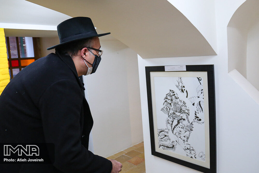 نمایشگاه نقاشی سماء قلم