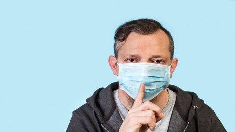 صحبت کردن بیش از سرفه باعث انتقال ویروس کرونا میشود