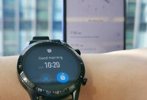 ساعت هوشمند هواوی نوا واچ به زودی از راه میرسد