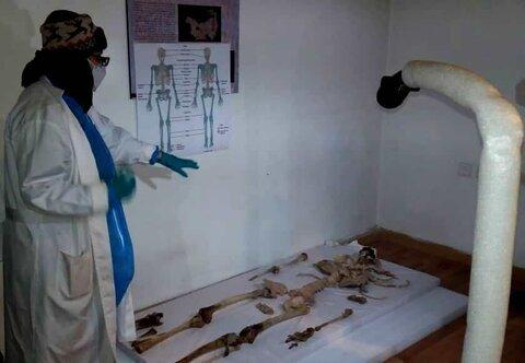 نمایشگاه بینالمللی «مرگ در نمک» در ایران و آلمان