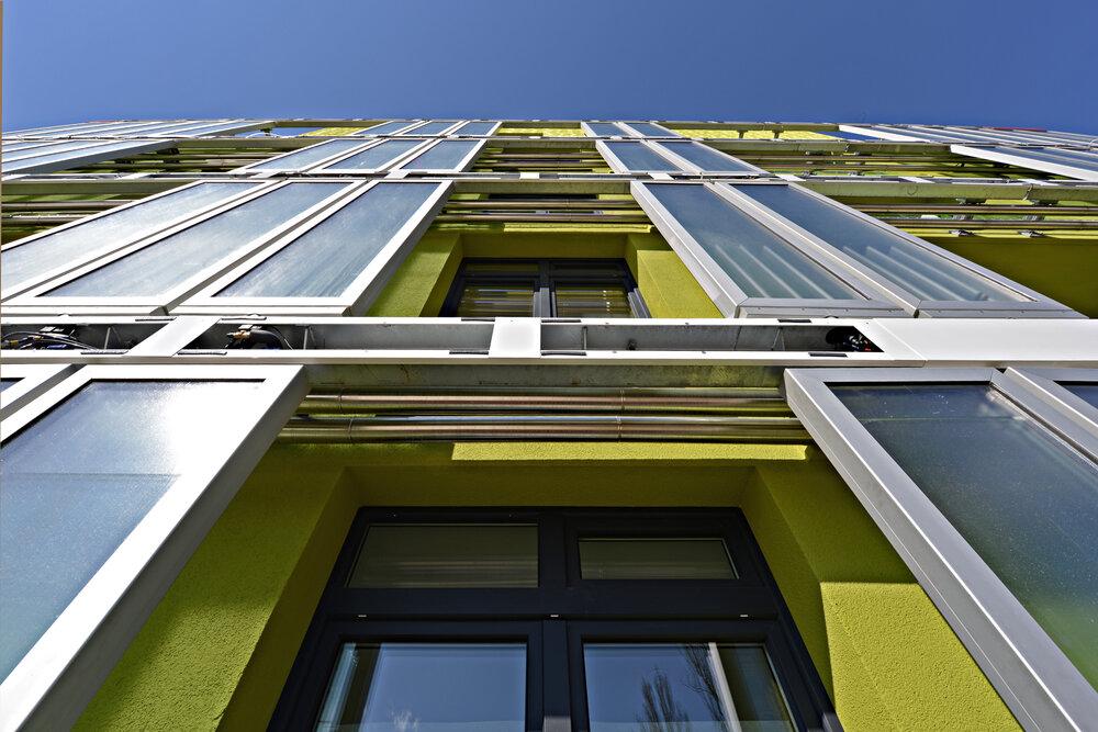 برگ خورشیدی؛ راهکار تولید انرژی تجدیدپذیر در ساختمانها