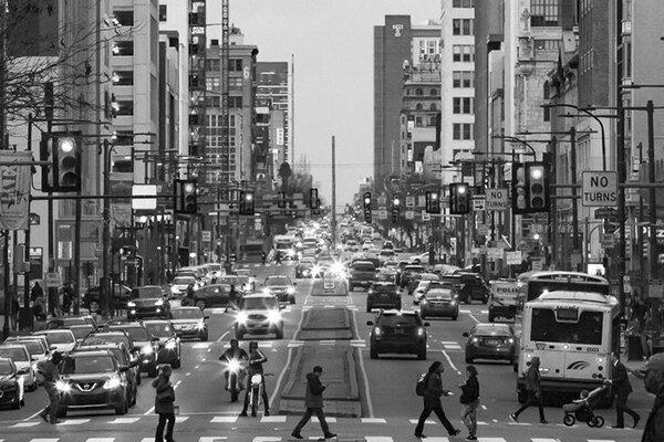 توسعه حمل و نقل عمومی با کمک تکنولوژی